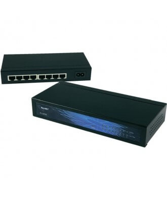 Allnet 8-poorts Gigabit Desktop Switch