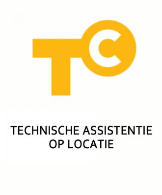 Technische assistentie (1 uur)