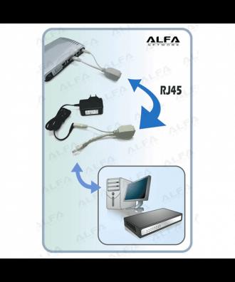 Alfa PoE-kabelkit AFA