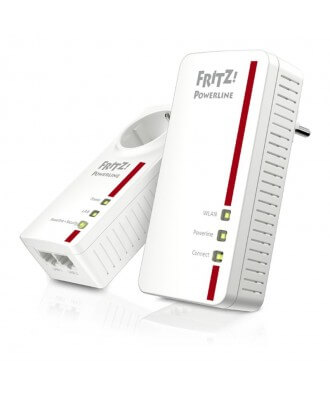 FRITZ!Powerline 1260E WLAN Set (2 stuks)