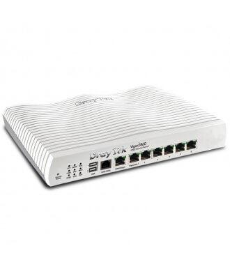 DrayTek 2860 VDSL2 dual WAN modemrouter
