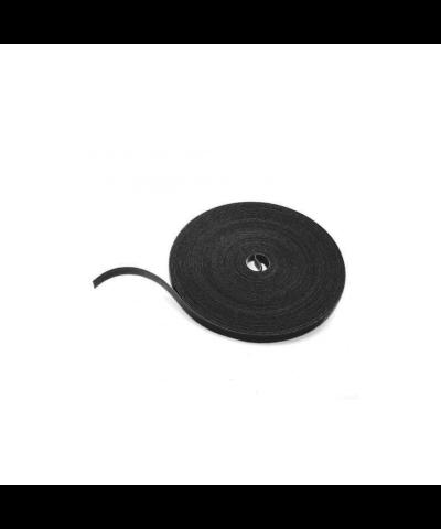 Klittenband rol 12,5 mm - 25 meter