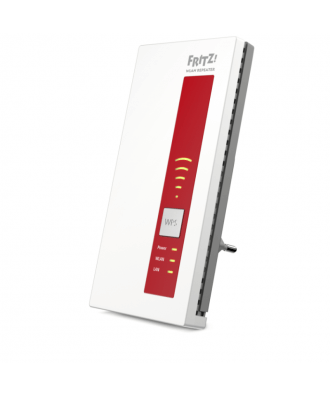 FRITZ!WLAN 1750E WiFi repeater