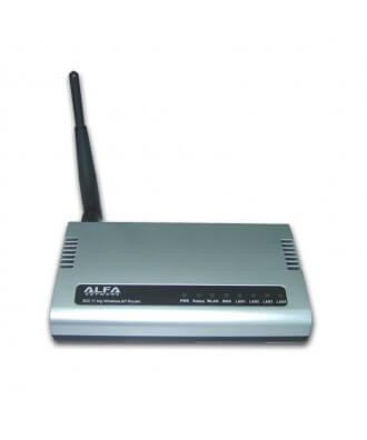 Alfa W610 wireless router