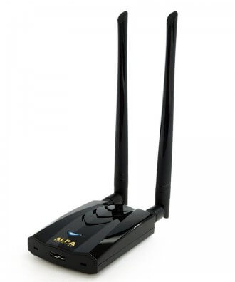 Alfa AWUS036ACH compacte High Power AC1200 WiFi USB