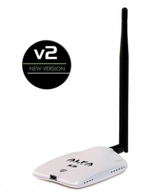 Alfa AWUS036NHR v2 HighPower WiFi USB-adapter