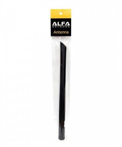 Alfa ARS-NT5B dual-band schroefantenne (2,4 + 5 GHz)