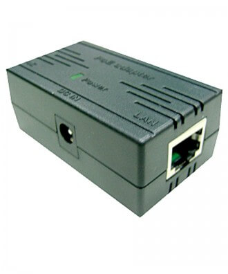 Alfa APOE02 universele Power-over-Ethernet injector