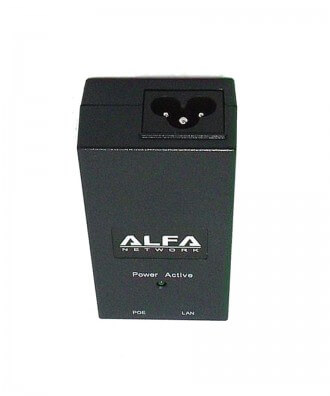Alfa APOE48V-1 - 48V Power over Ethernet Switching Adapter