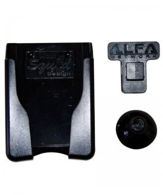 Alfa U-mount: bevestigingskit voor Alfa AWUS USB (zuignap/clip)