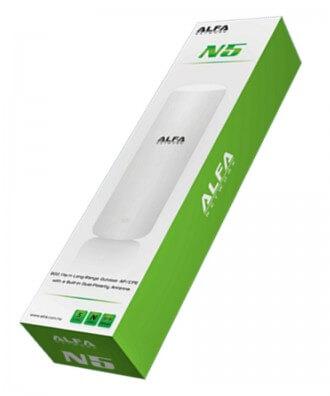 Alfa N5 802.11n Long-Range Outdoor AP/CPE