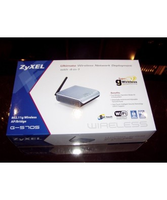 ZyXEL multifunctioneel 4-in-1 wireless access point