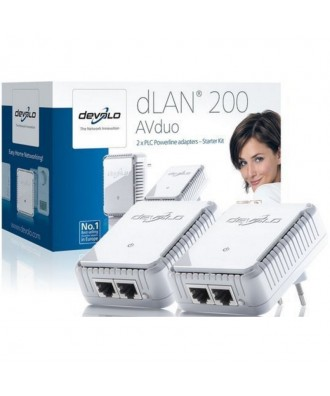 Devolo DLAN 200 AVduo Powerline Starter Kit