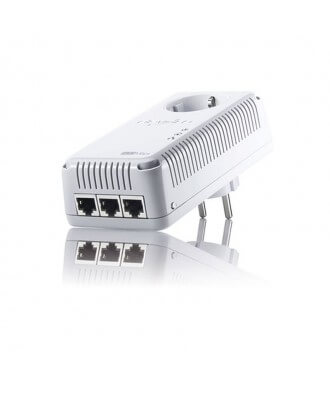 Devolo DLAN 500 AVtriple+ Powerline Single-pack