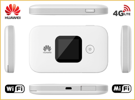 Huawei Mobile WiFi - MiFi oplossingen