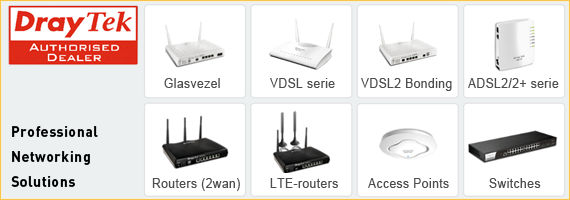 DrayTek Professional Networking Solutions